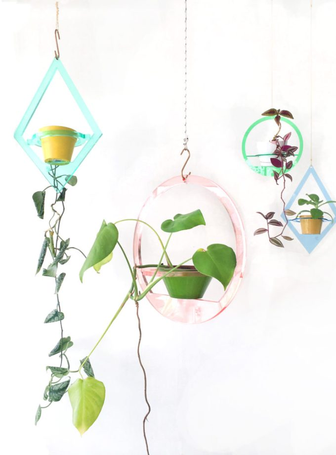Planthangers & designs for your plants