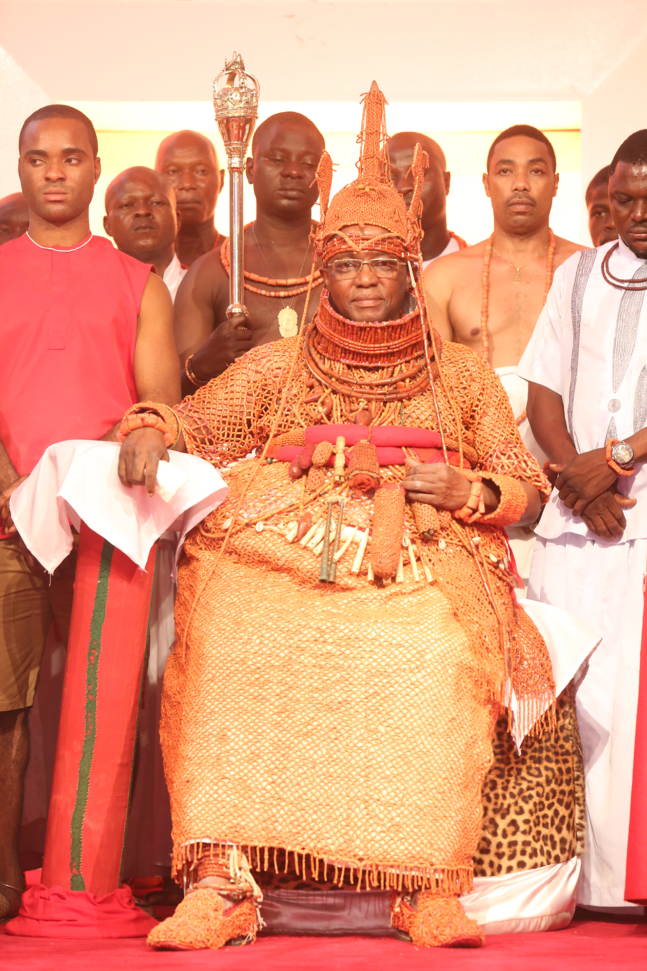 Oba Of Benin Tasks Parents On Moral Behaviour