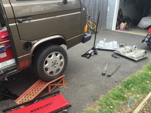 Vanagon Cost of Ownership
