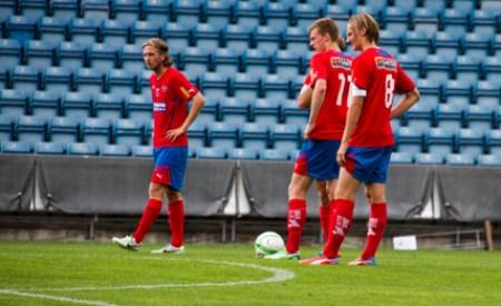 Lagkaptenen Måns Ekvall är avstängd i kvällens match. Foto: Samone Falkman
