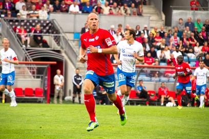 Mattias Lindström är en av de jag fortfarande har lite kontakt med Foto: Samone Klinteberg
