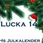"""AOHs julkalender – Lucka 14 """"Året därpå utsågs den lille flyktingpojken, från Kosovo, till Årets HIFare"""""""