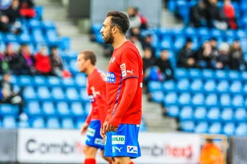 Abbe Khalili debuterar i A-landslaget  Foto: Samone Klinteberg