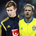 Sverige åker till Ryssland med Granen och Krafth