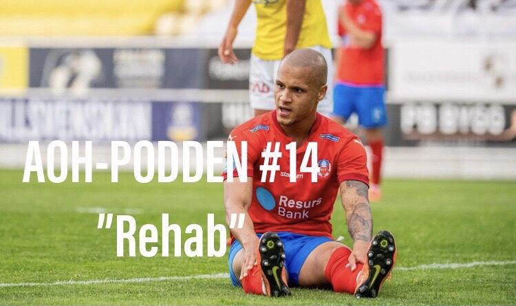 "AOH – Podden #14 ""Rehab"""