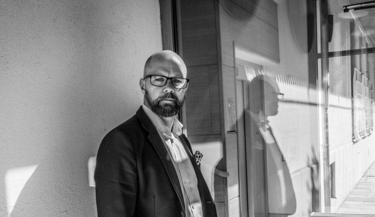 """Markus Bergdahl """"Under 80- och 90-tal var det Södra Stå som gällde för min del"""""""