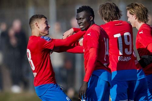 Fotboll, Svenska Cupen, Helsingborg - Halmstad