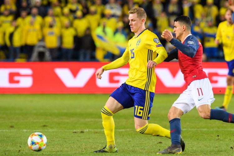 HIFare i EM: Två gamla HIF:are inblandade när Sverige vann gruppen