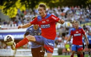 Rasmus i den rödblå tröjan Foto: Britt-Mari Olsson HD/NST