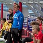 U21-laget åker till Falkenberg