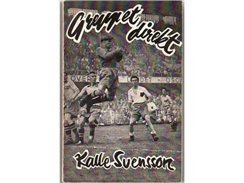 Kalle Svenssons memoarer. Boken finns fortfarande att köpa på nätet.