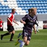 Måns Herrmann gästspelar med den holländska storklubben Feyenoord