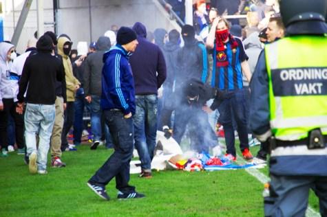 "Djurgårdens ""grillparty missades helt av SvFFs delegater!!! Foto: Samone Falkman"