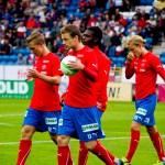 Helsingborg vann övertygande