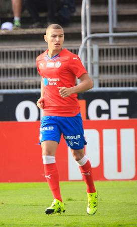 Jordan Larsson målskytt i Europa League