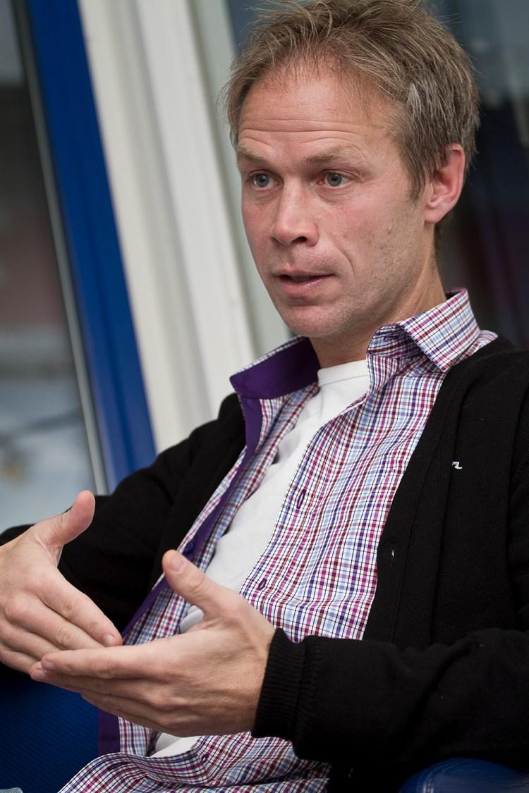 Allt om HIF möter Jonas Ohlander
