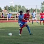 U21 matchers två olika ansikten.