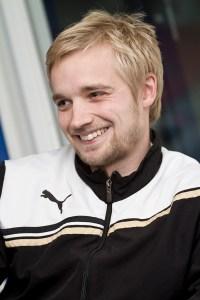 Niklas Velander. Foto: Bjarki Tordarson