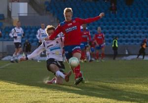 Peter Larsson är nog revanschsugen mot Mjällby - liksom lagkamraterna