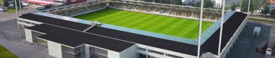 Bravida Arena, Häckens nya arena