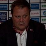 Video: Presskonferensen efter HIF – Elfsborg