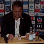 TV: Presskonferensen efter HIF-MFF