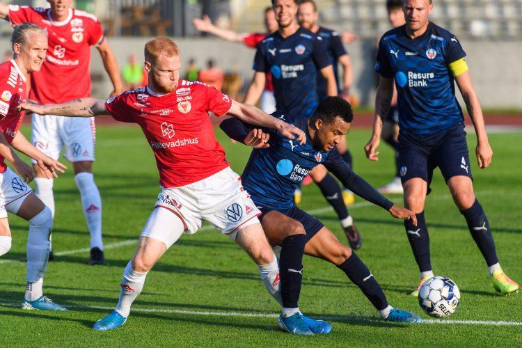 Matchrapport Kalmar-HIF