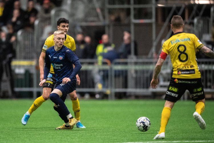Inför Elfsborg-HIF