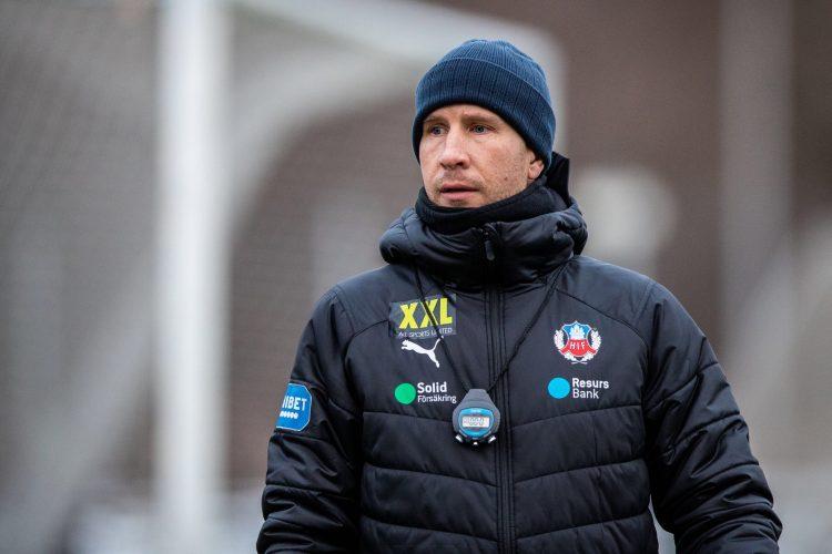 """Inför HIF-Halmstad med Mattias Lindström: """"Gruppen börjar ta sig framåt"""""""