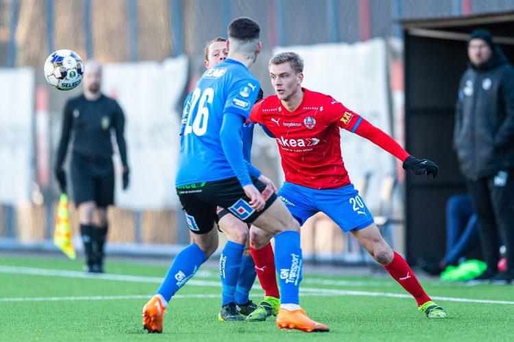 """Thörn: """"Anteckningarna från dagens U21-match."""""""