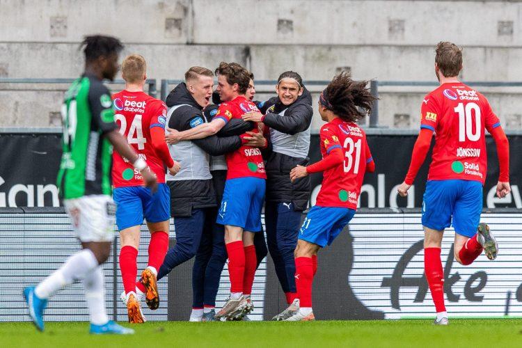 """Gais-HIF: """"En efterlängtad 1-0-seger efter mål av Max Svensson"""""""