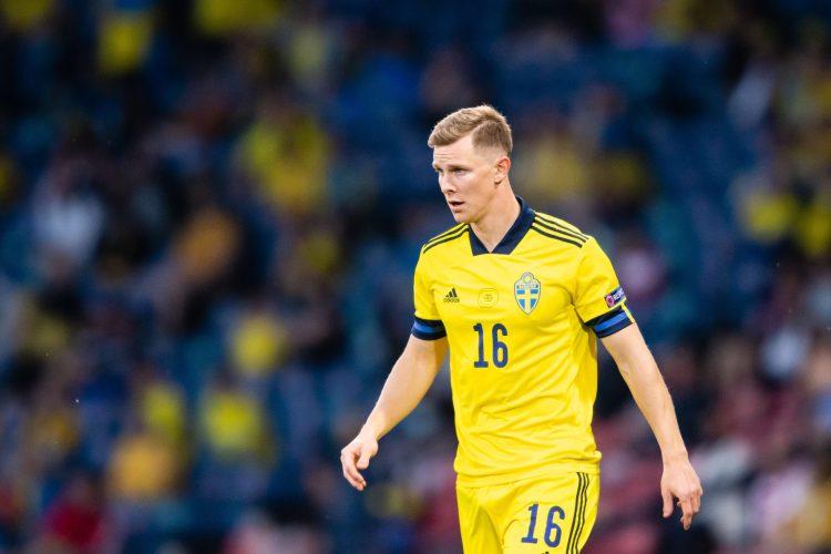 """Emil Krafth från start i """"nya"""" landslaget"""