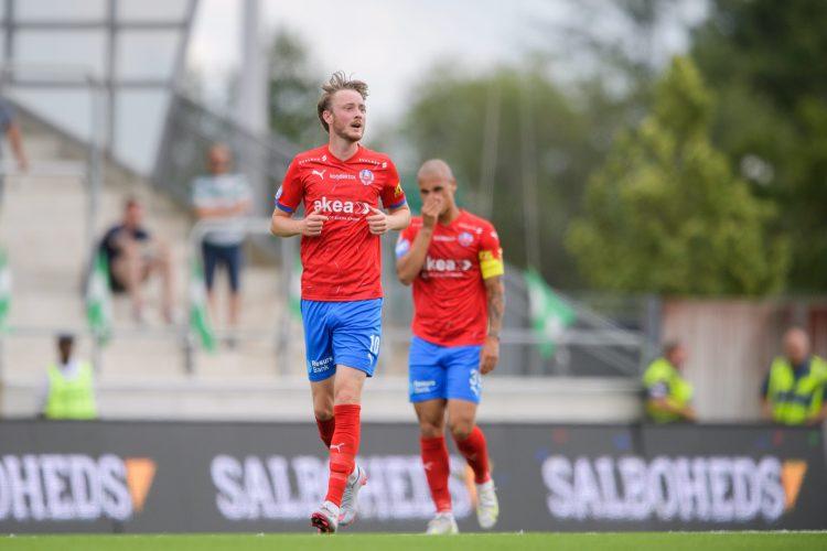 "Thörn: Betyg efter HIF- Västerås. ""Excelenté, Magnifico, Esplendido"""