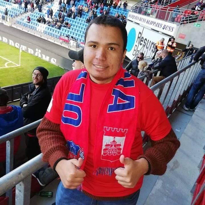 """Flávio Fernandes """"Trots att jag är uppväxt på andra sidan jordklotet så kände jag mig hemma på Helsingborgs gator"""""""