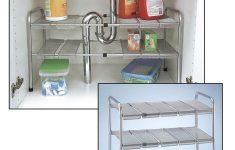 Refreshing Kitchen Shelf Organizer That Will Leave You Breathless