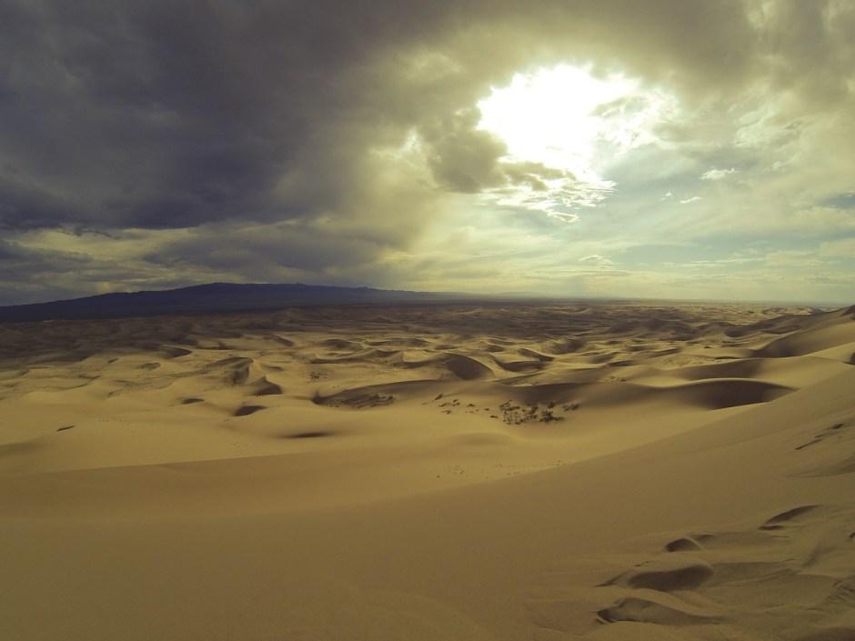gobi desert - large deserts