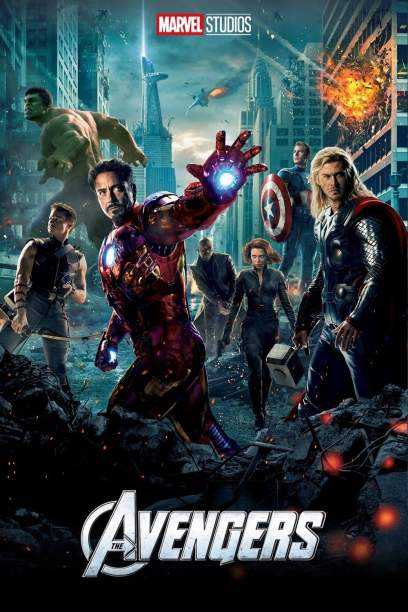 avengers - highest grossing films ranking
