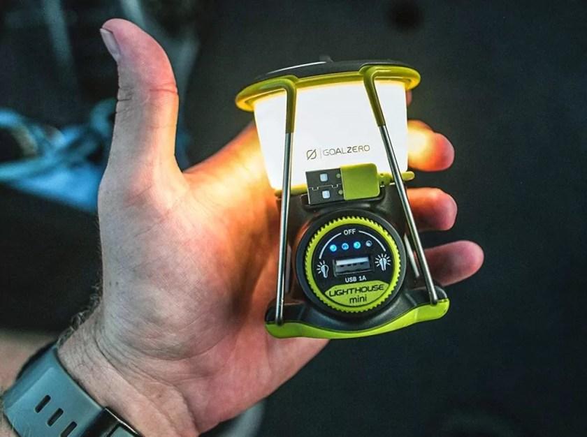 Portable Mini Lantern