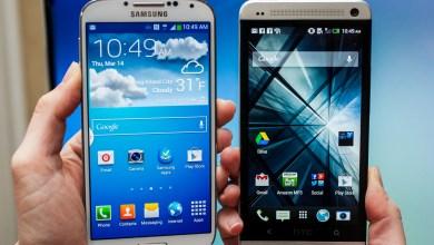 Photo of Top Ten Android Smart Phones of 2014