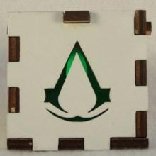 Assassin Lit Green2