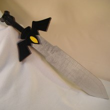 Black Zelda Sword