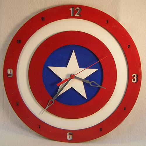 Capt America