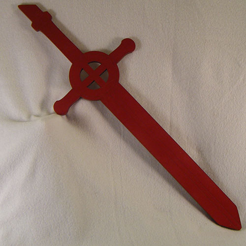 Demon Blood Sword