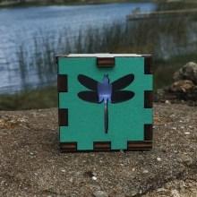 Dragonfly Tea Light