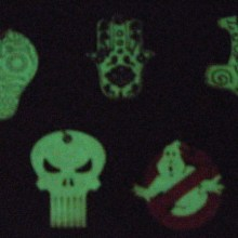 Glow In Dark Pendants