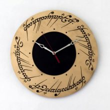 Lord of the Rings 14 inch clock