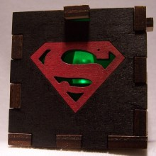 Superboy Green Lit