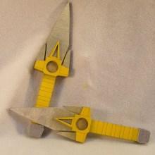 Yellow Ranger Dagger