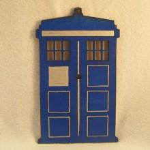 TARDIS Art Insert
