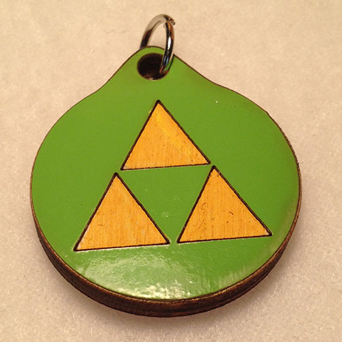 Tri-Force L Green